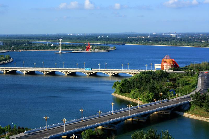 水利部:中哈苏木拜河联合引水工程改造竣工